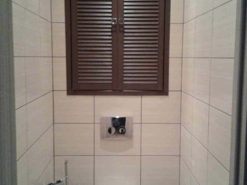 сантехнический шкафчик с полками в туалет как сделать