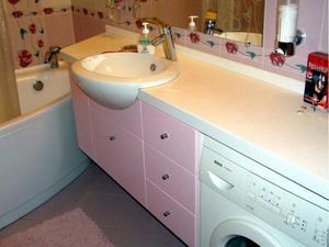 как правильно подобрать мебель от икеа для ванной комнаты удачные