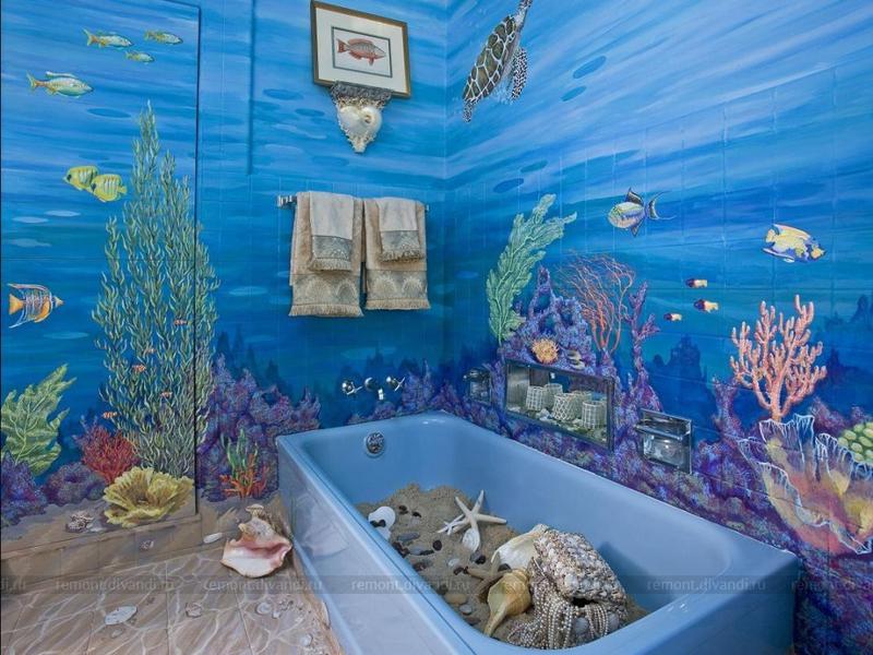 Bathroom theme sets