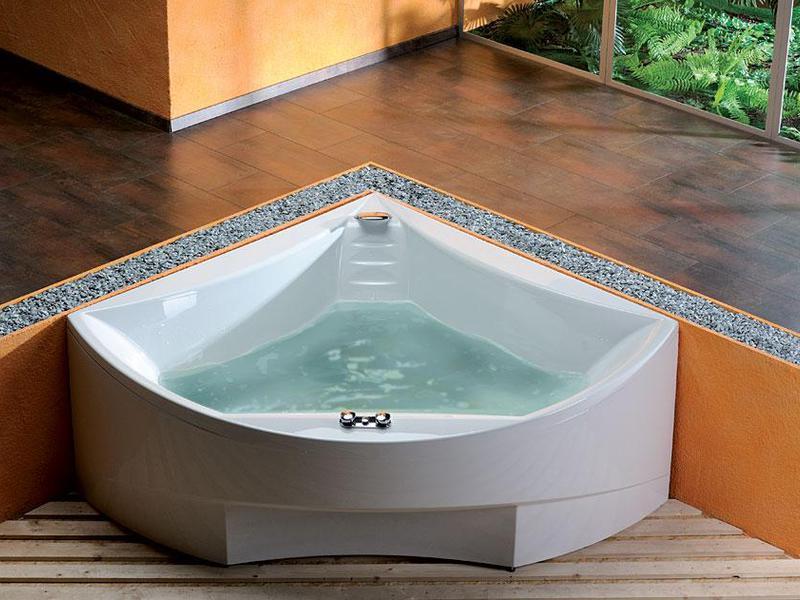 Идея обустройства ванны