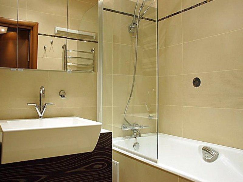 Дизайн проект ванной комнаты в хрущевке фото