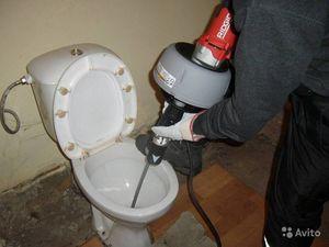 Прочистки канализационных труб своими руками