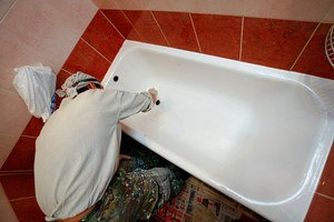 Как обновить старую ванну
