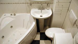 Ванная в хрущевке - компактно и удобною
