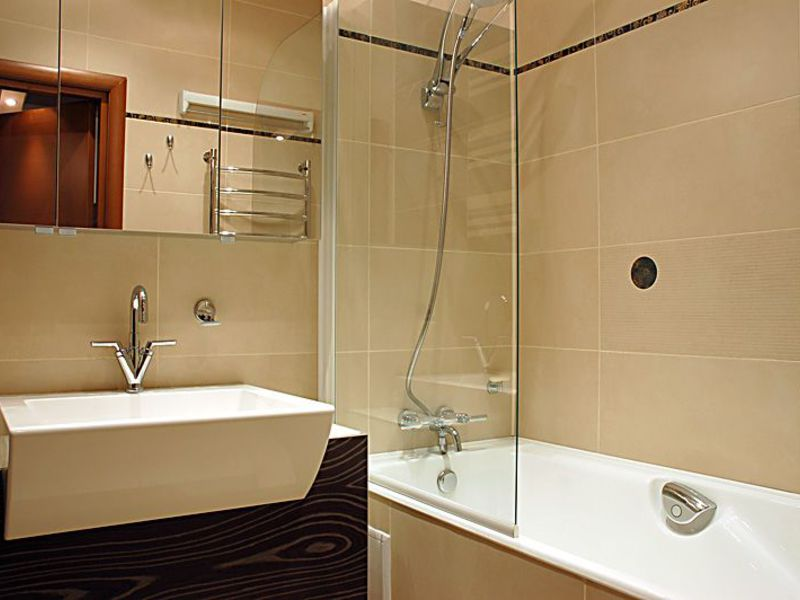 Дизайн ванны квартире плитка 27
