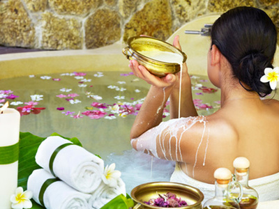 Домашние ванны для похудения, от целлюлита, рецепты ванн для похудения в домашних условиях (видео)