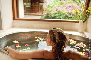 Как сделать ванну для похудения в домашних условиях