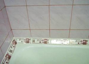 пластиковые уголки для ванной фото
