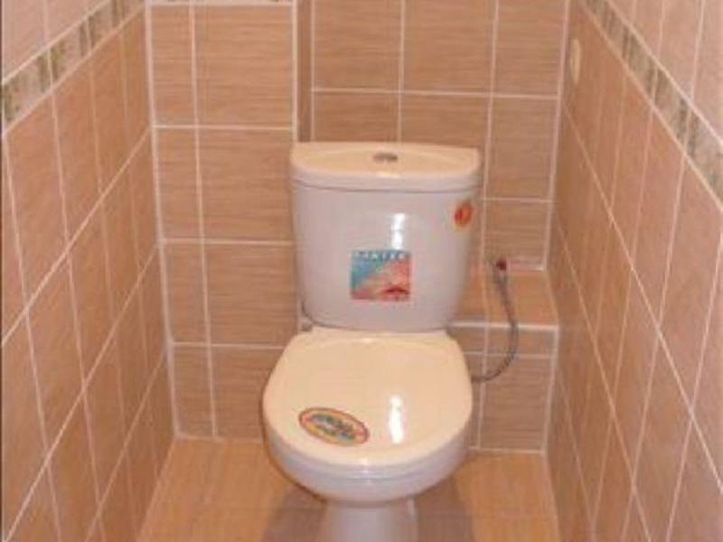 Ремонт туалета недорого быстро