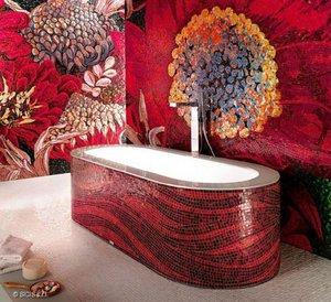 Как подобрать декор для ванны