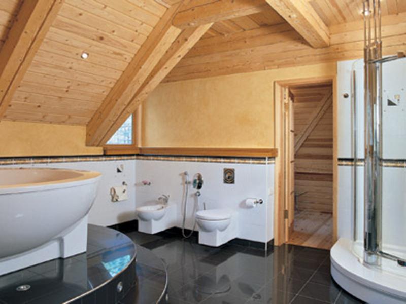 Гидроизоляция ванных комнат в деревянных домах конпрок гидроизоляция