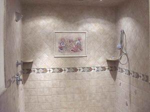 Интересный дизайн для ванны