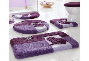 Как сделать коврик для ванны из старых полотенец 572