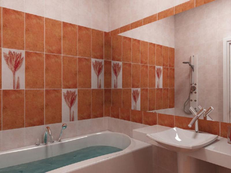 Ремонт в ванной комнате фото своими руками