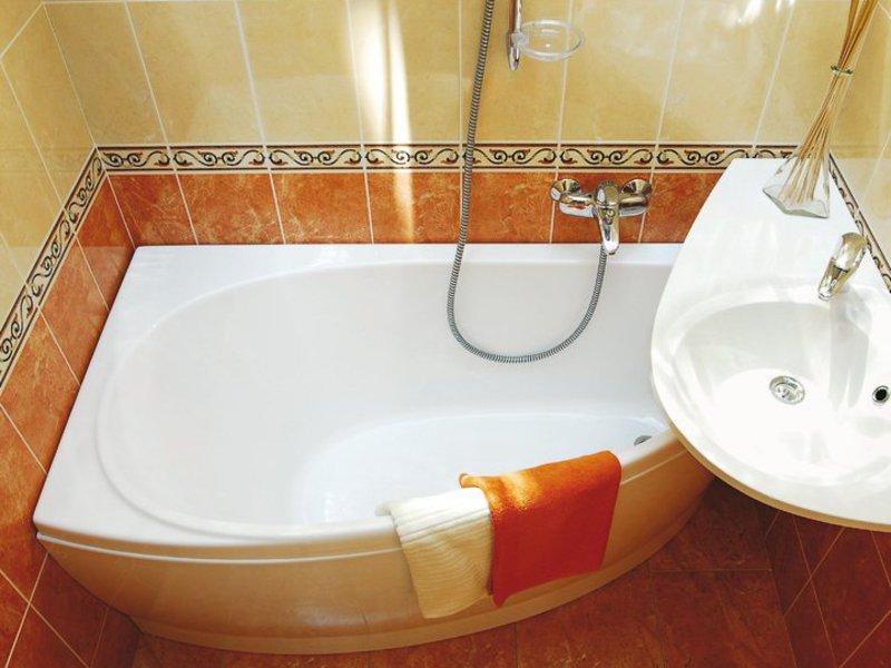 Ремонт ванной комнаты маленьких размеров
