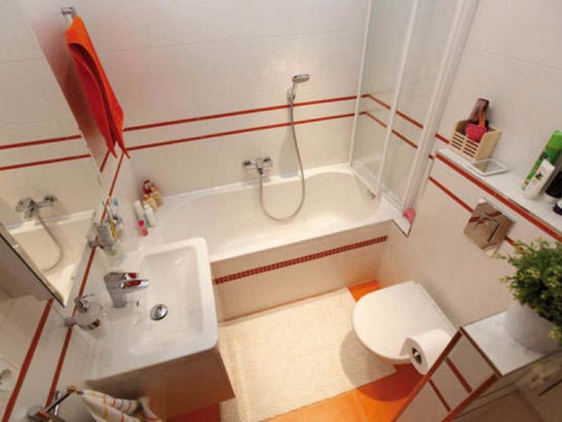 Идеи для маленькой ванны фото