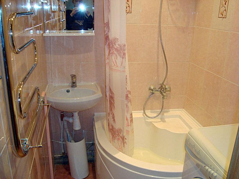 Как сделать ванную комнату дешево