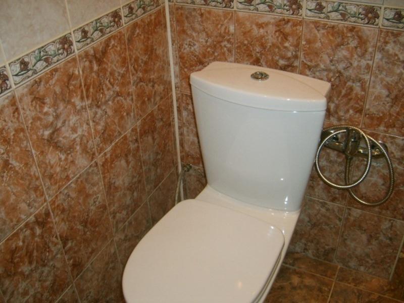 Туалет ванна своими руками