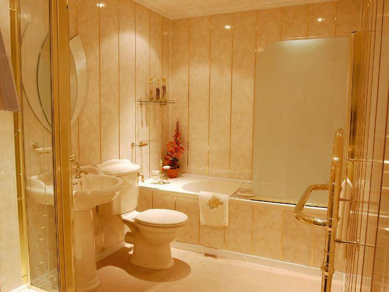 Ремонт в ванной комнате своими руками с